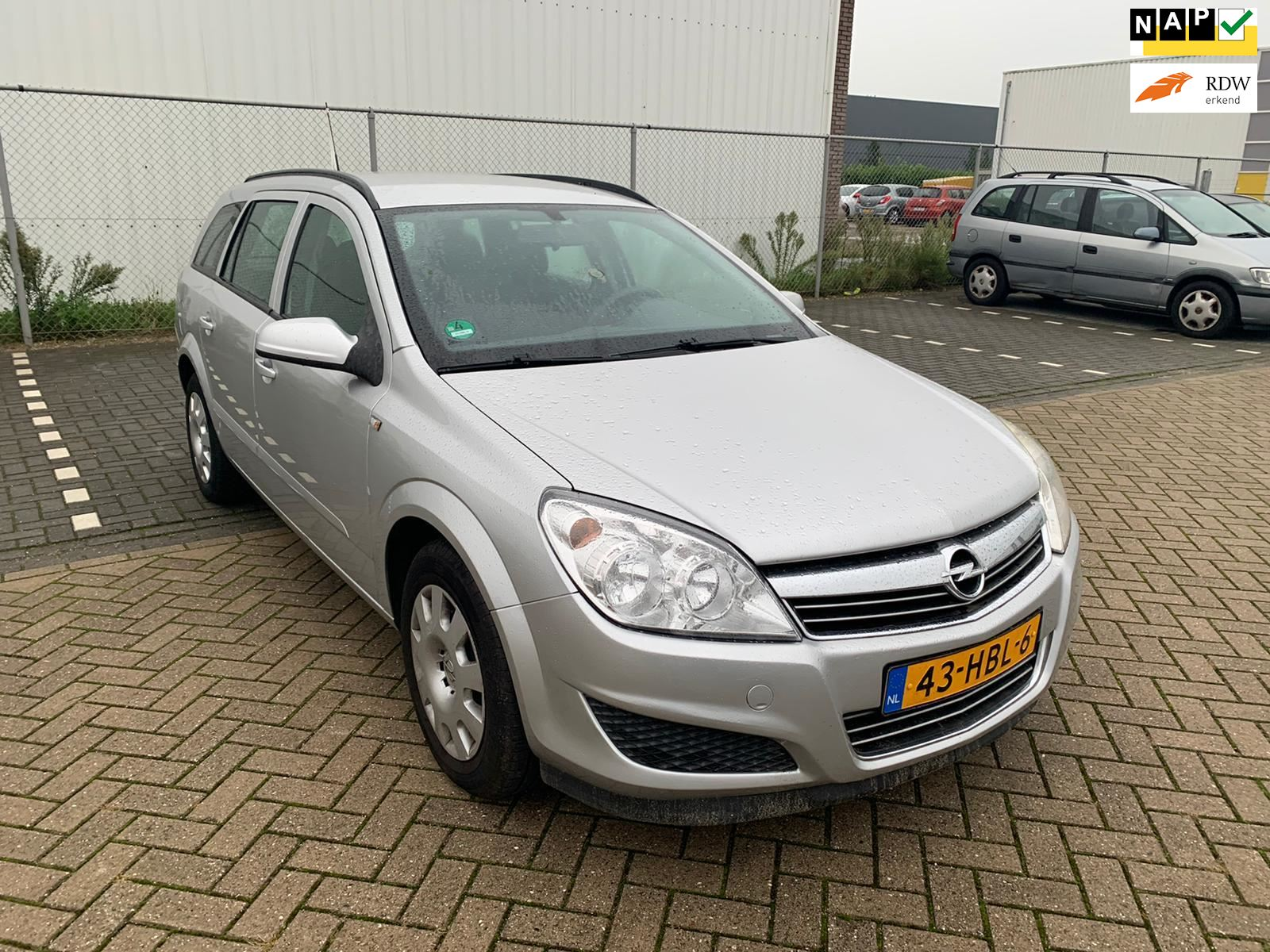Opel Astra Wagon occasion - Van der Made Auto's