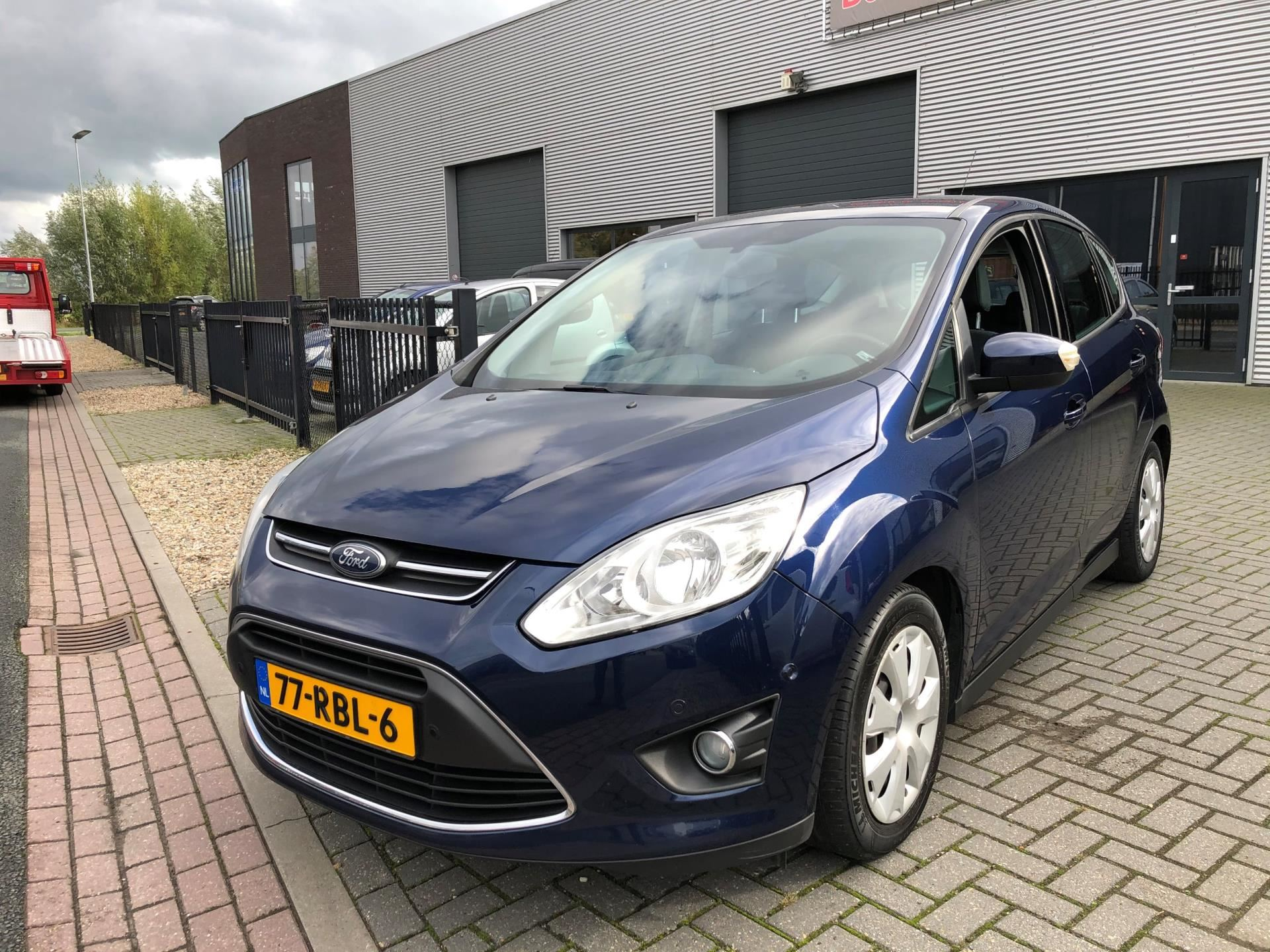 Ford C-Max occasion - Bart van Lavieren Auto's