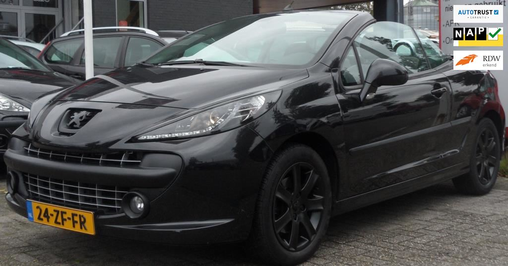 Peugeot 207 CC occasion - Gebo Auto's