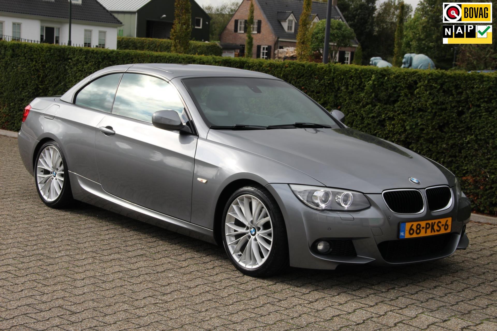 BMW 3-serie Cabrio occasion - BF Auto's