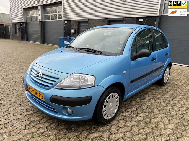 Citroen C3 occasion - City Cars Breda