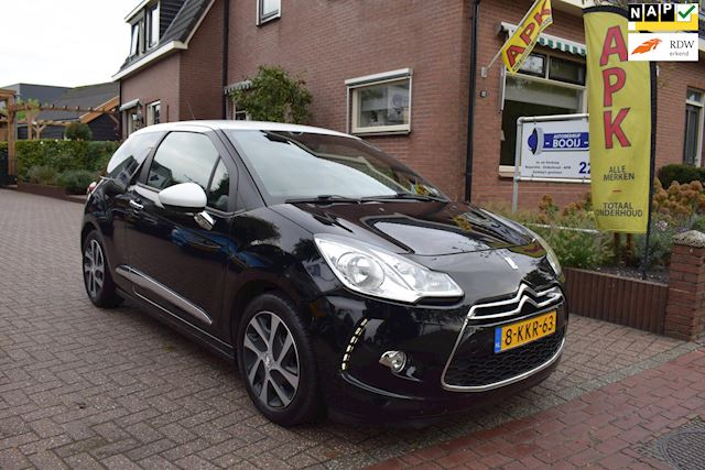 Citroen DS3 1.2 VTi So Chic/AIRCO/CRUISE/LED/PRIVACY GLAS/NETTE STAAT!