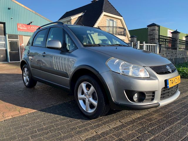 Suzuki SX4 1.6 4Grip Exclusive 4x4