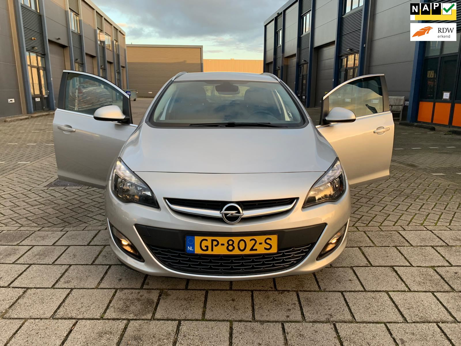 Opel Astra Sports Tourer occasion - Ideaal Auto's