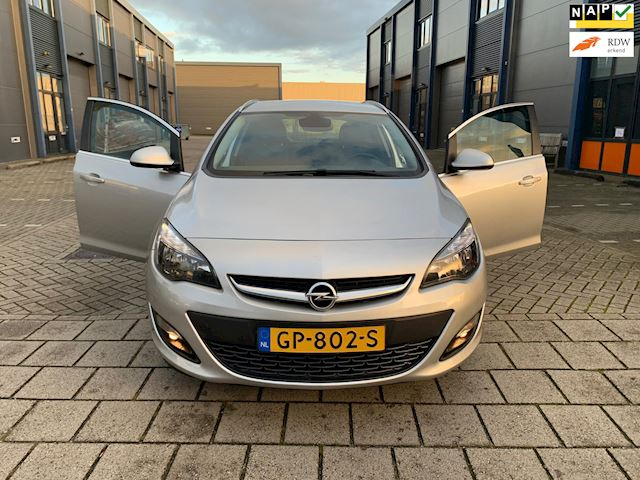 Opel Astra Sports Tourer 1.6 CDTi Business +, Airco, PDC, NAVI, DEALER ONDERHOUDEN!!!!!!