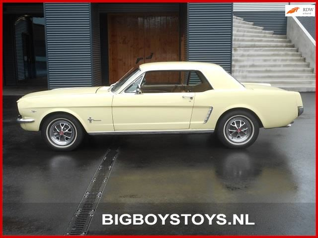 Ford MUSTANG occasion - Big Boys Toys B.V.