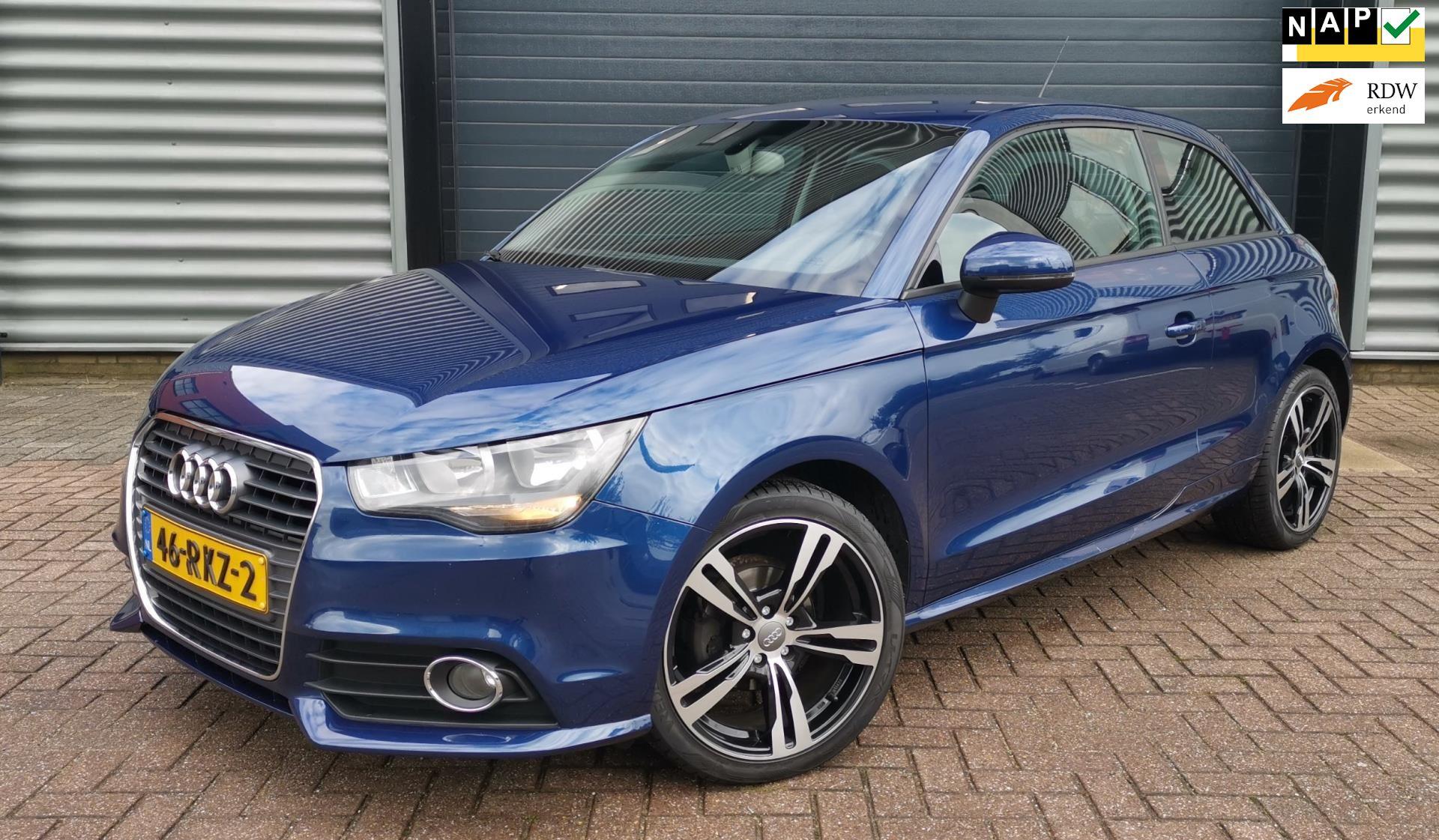 Audi A1 occasion - Car Trade Nass