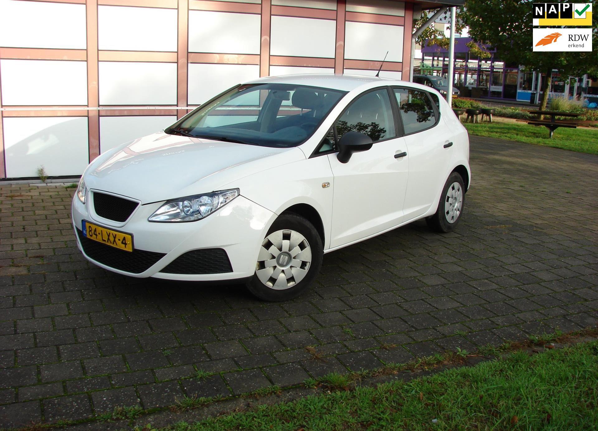 Seat Ibiza occasion - Auto Punt Utrecht