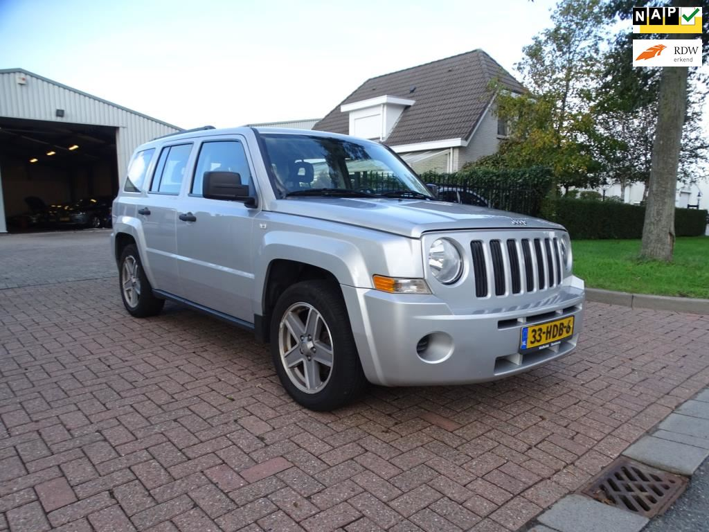 Jeep Patriot occasion - Calimero Cars