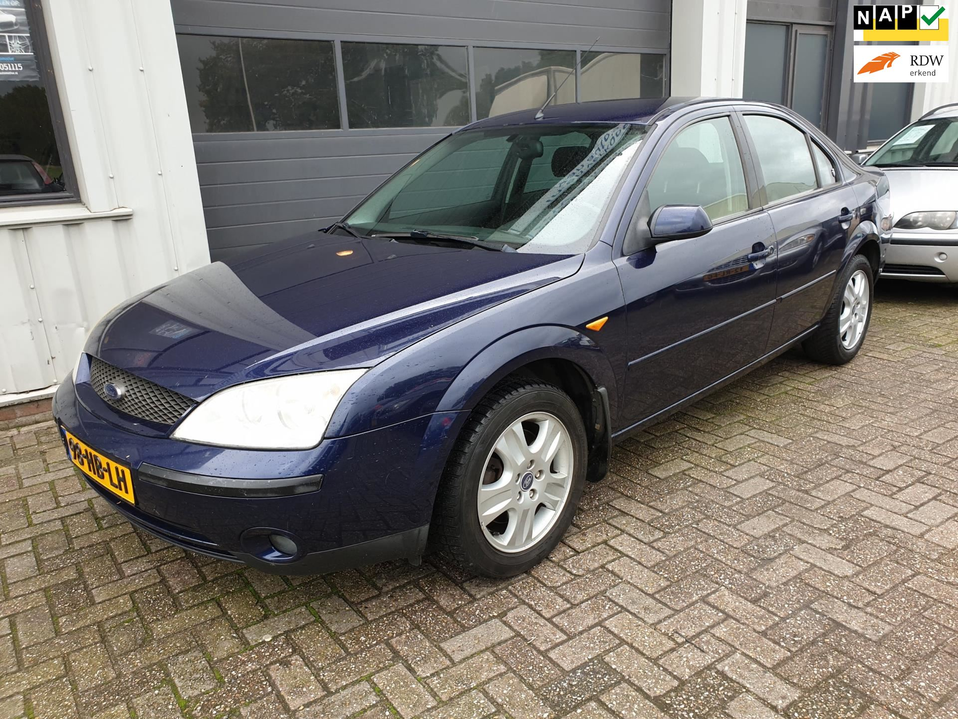 Ford Mondeo occasion - RW-Automotive