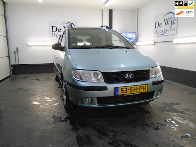 Hyundai Matrix 1.6i Active Cool incl. NWE APK/GARANTIE !!  in NETTE STAAT.