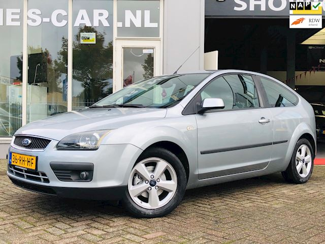 Ford Focus 1.6-16V First Edition, Cruise Cr. Airco., Topstaat!!