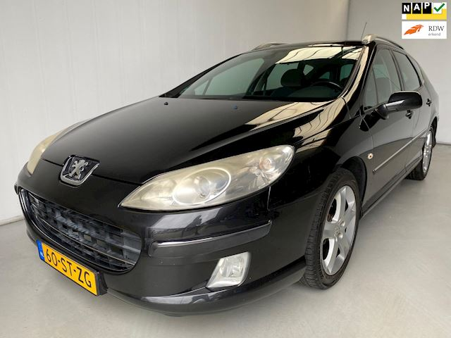 Peugeot 407 SW 2.0 HDiF XR Pack Panorama PDC Climate+Cruise control