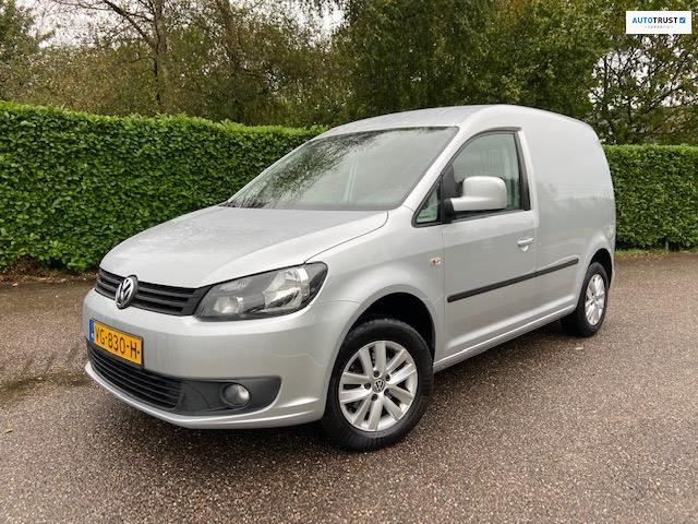 Volkswagen Caddy occasion - R. Oldenburg Auto's