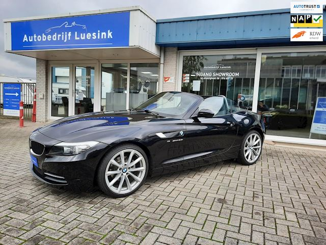 BMW Z4 Roadster sDrive23i Executive Zeer goede staat! 76.000 km! Org. Nederlands, Navi, Bluetooth, PDC, Cruise Control, Stoelverw