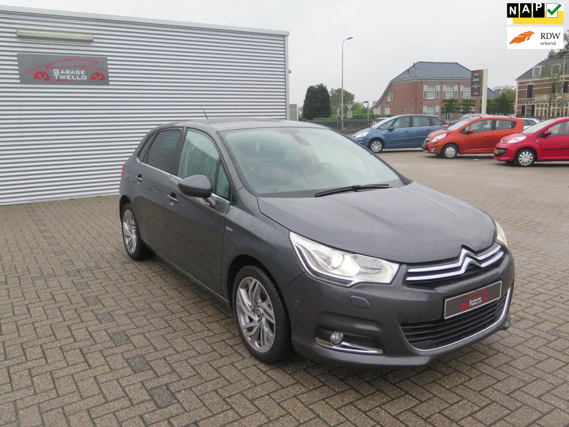 Citroen C4 occasion - Garage Twello