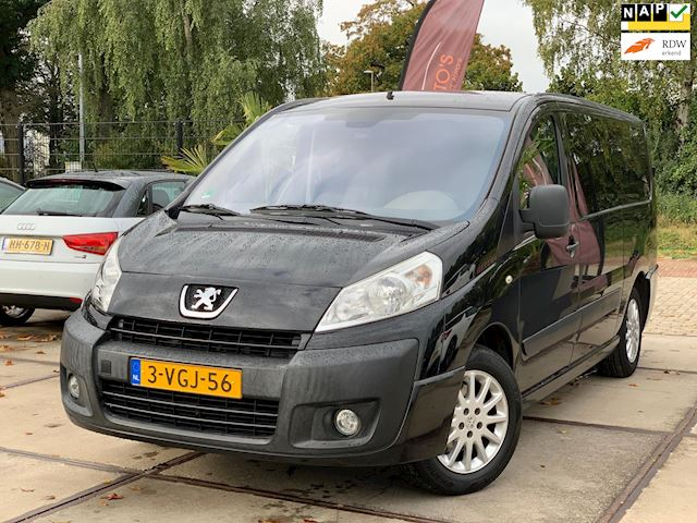 Peugeot Expert 229 2.0 HDIF L2H1 DC 6 PERSOONS TREKH PDC NAP