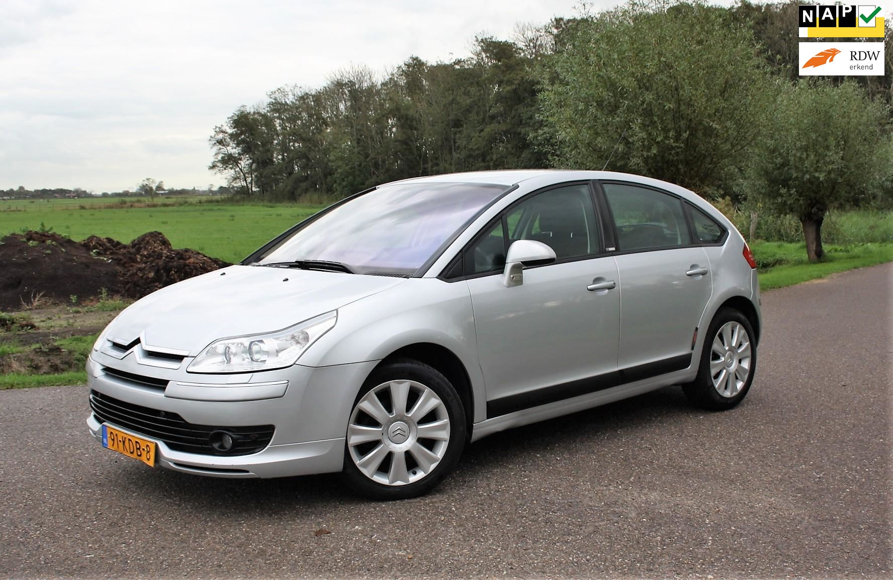 Citroen C4 occasion - Favoriet Occasions