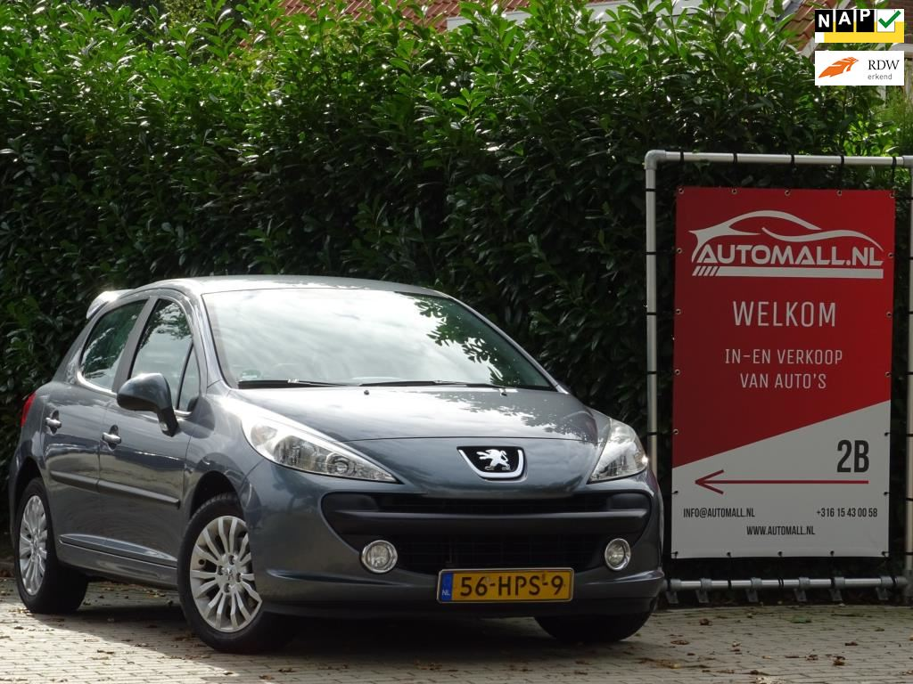 Peugeot 207 occasion - Automall