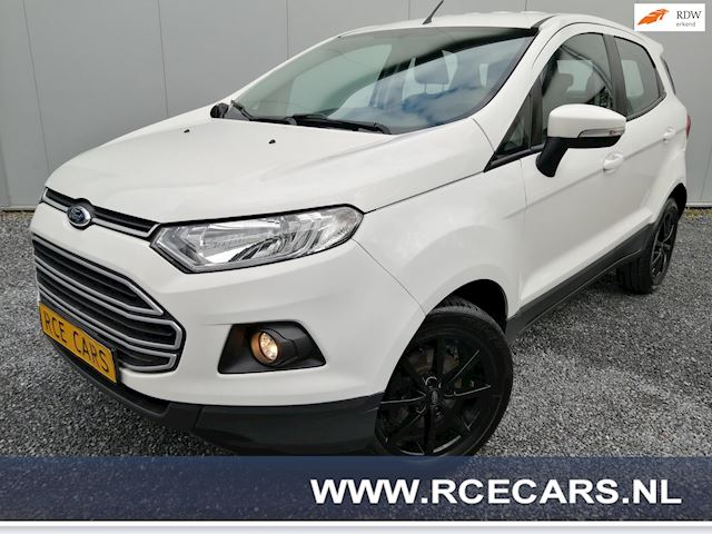Ford EcoSport occasion - RCE Cars
