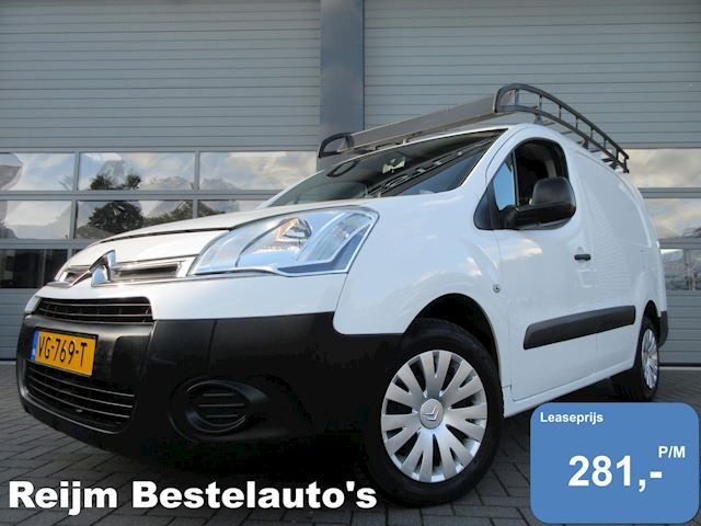 Citroen Berlingo 1.6 e-HDI automaat XL 3 zits trekhaak imperiaal