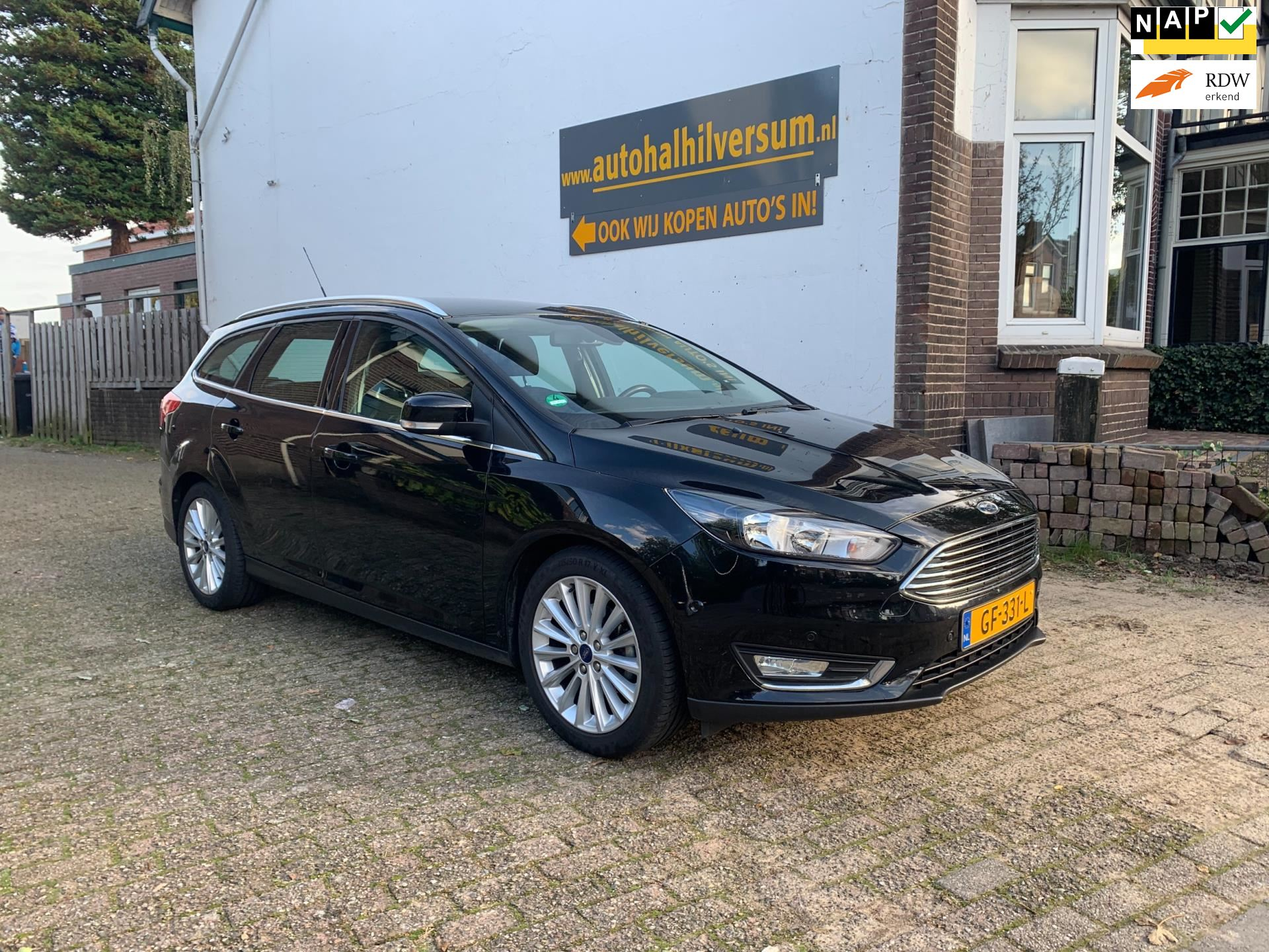 Ford Focus Wagon occasion - Autohal Hilversum