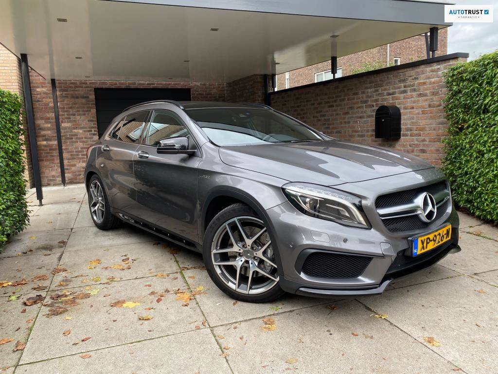 Mercedes-Benz GLA 45 AMG 4Matic occasion - Carplatform Automotive