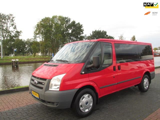 Ford Transit Kombi 330M 2.2 TDCI L2H1 9 PERSOONS PERSONENBUS