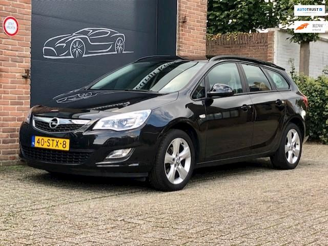 Opel Astra Sports Tourer occasion - Kriek Auto's