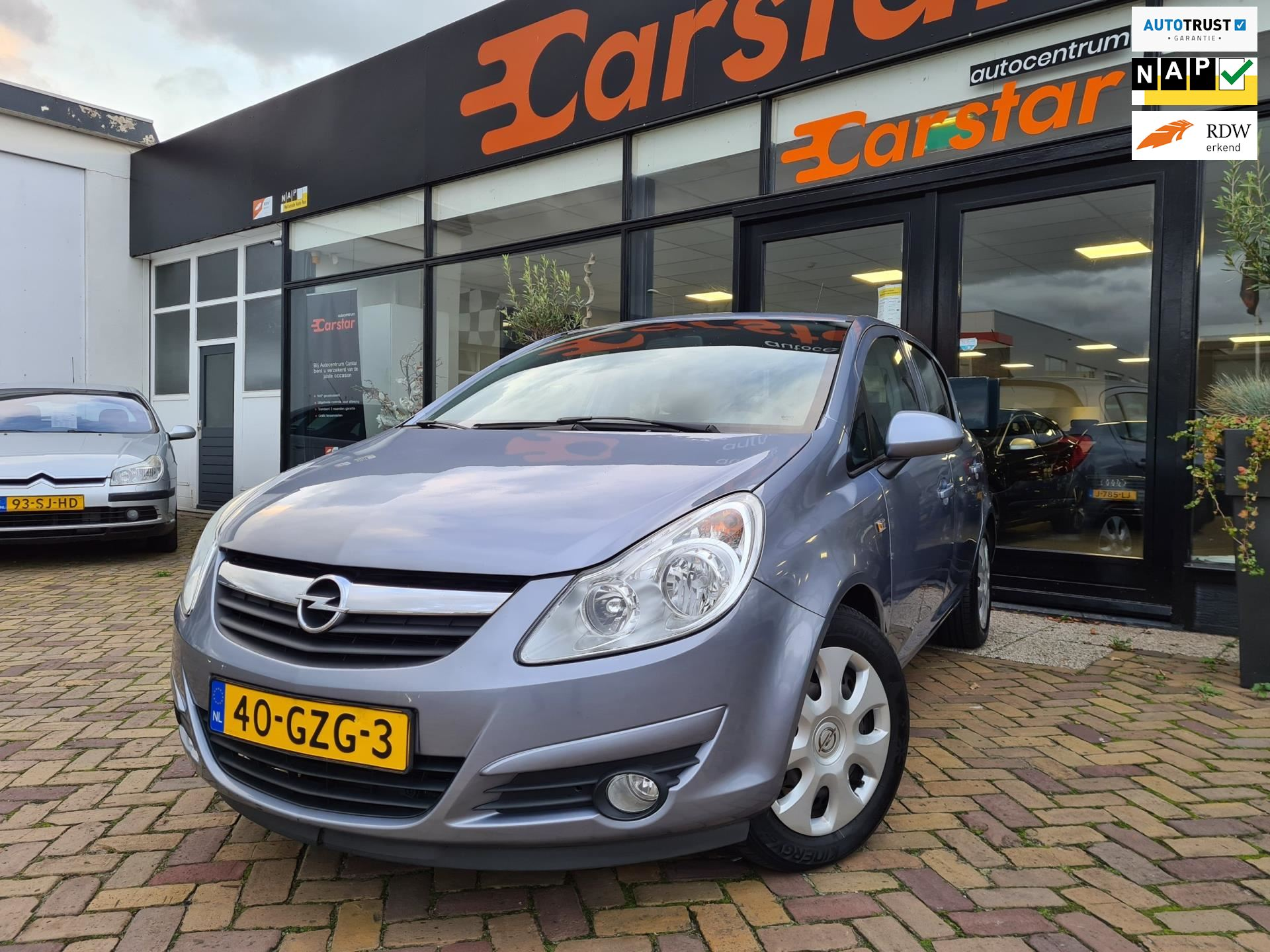 Opel Corsa occasion - Carstar
