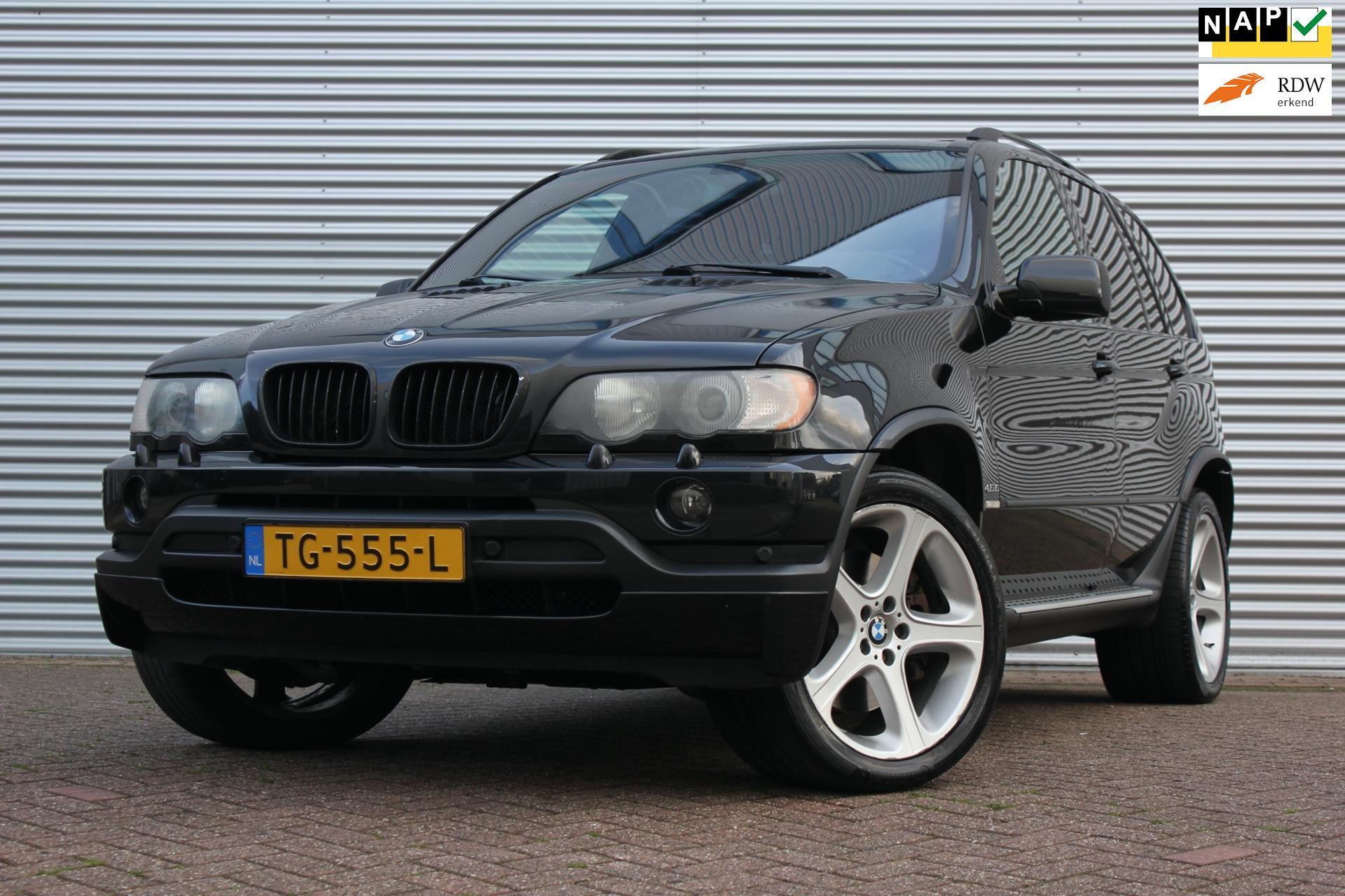 BMW X5 occasion - MGD Auto's