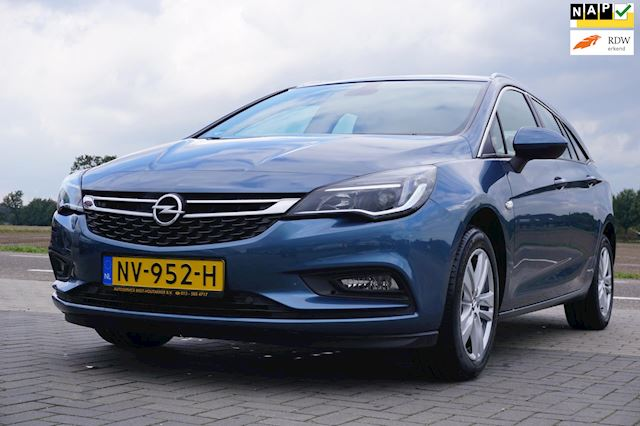 Opel Astra Sports Tourer 1.4 Online Edition | Navigatiesysteem