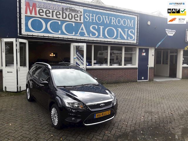 Ford Focus Wagon 1.8 Limited Flexi Fuel keyless go dealeronderhouden