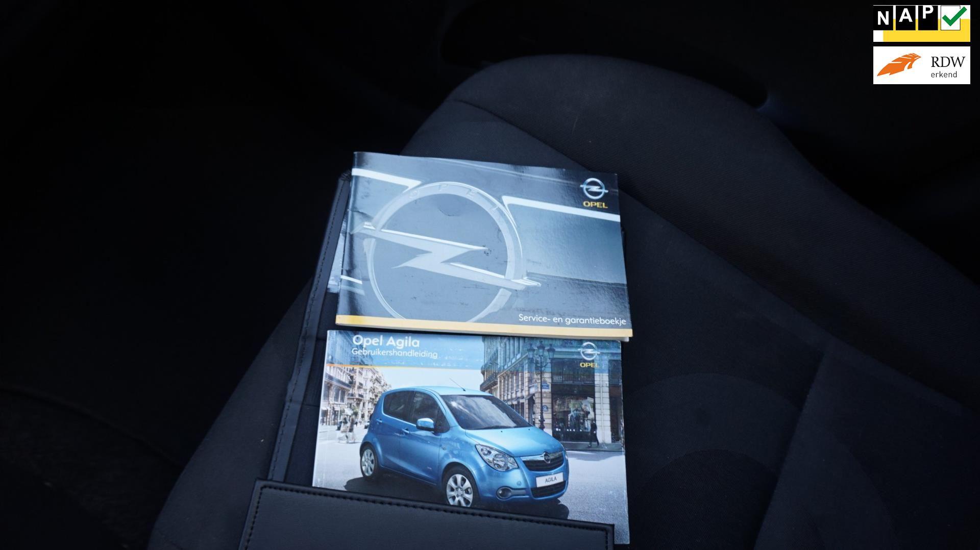 Opel Agila occasion - Ferry Cars