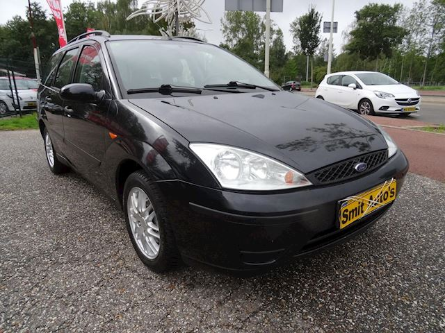 Ford Focus Wagon 1.6-16V Cool Edition AUTOMAAT