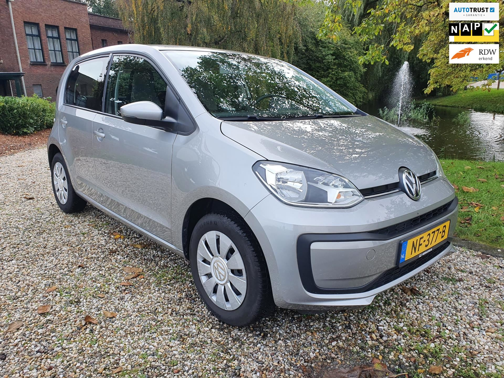 Volkswagen Up occasion - Andreas Auto's