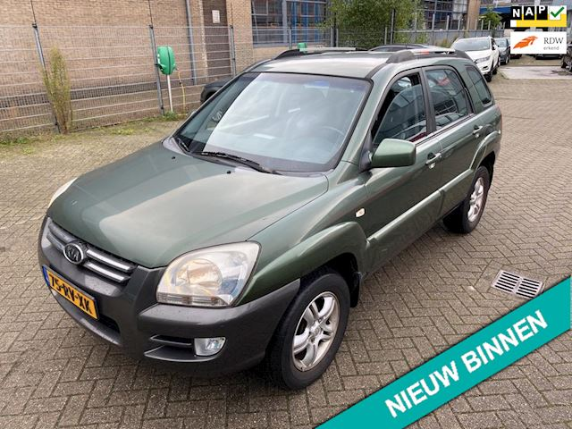 Kia Sportage 2.0 CVVT Executive 141pk 2e eig Clima Cruise Trekhaak 1400kg