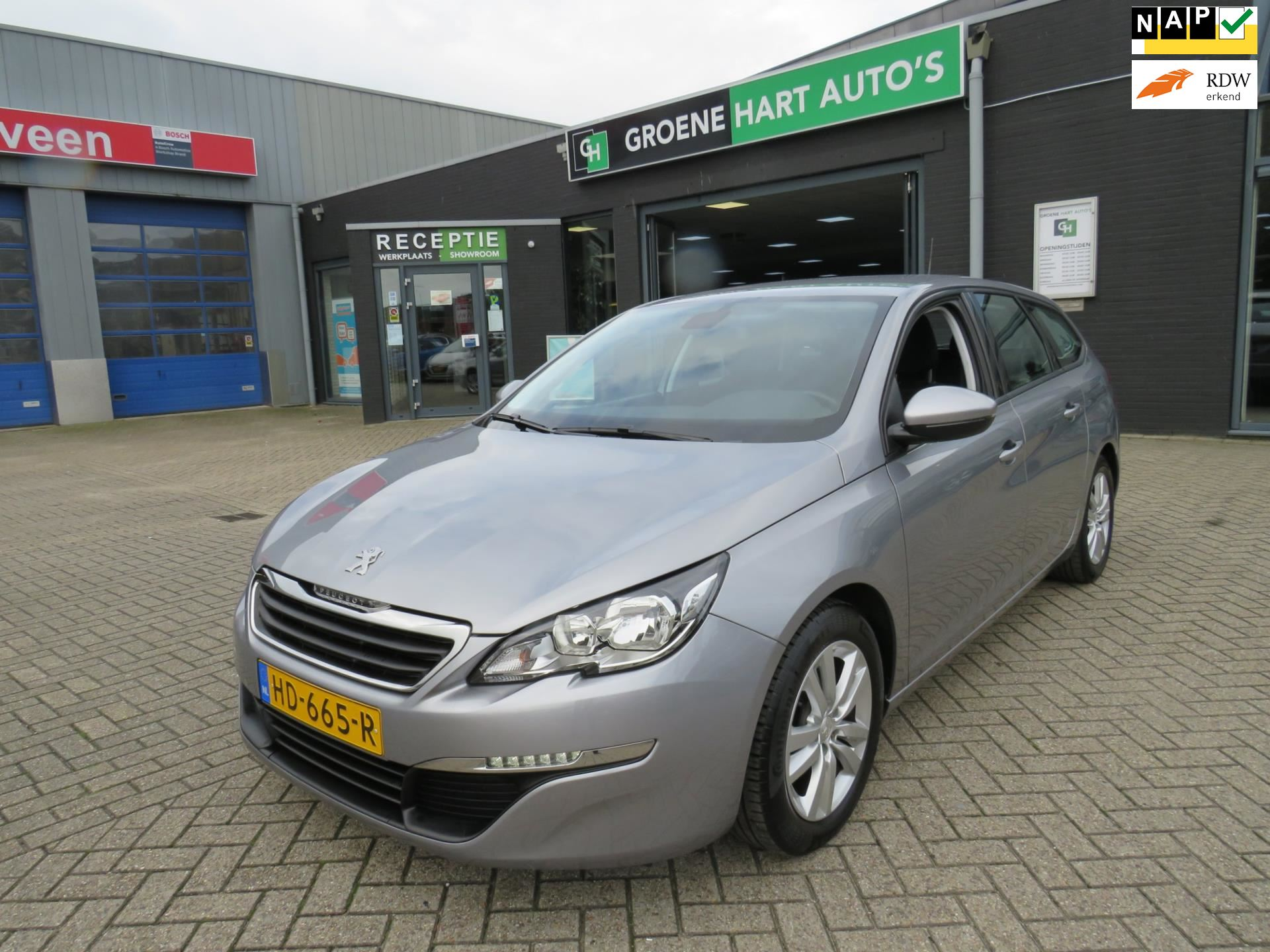 Peugeot 308 SW occasion - Groene Hart Auto's