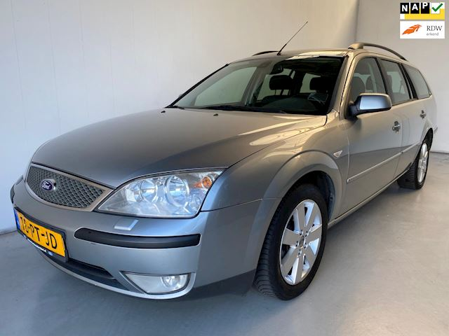 Ford Mondeo Wagon 1.8-16V First Edition Climate+Cruise control Trekhaak