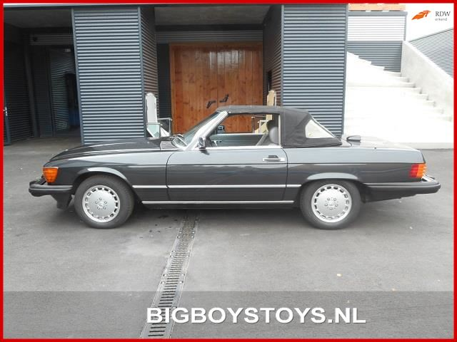 Mercedes-Benz 560 SL U9 occasion - Big Boys Toys