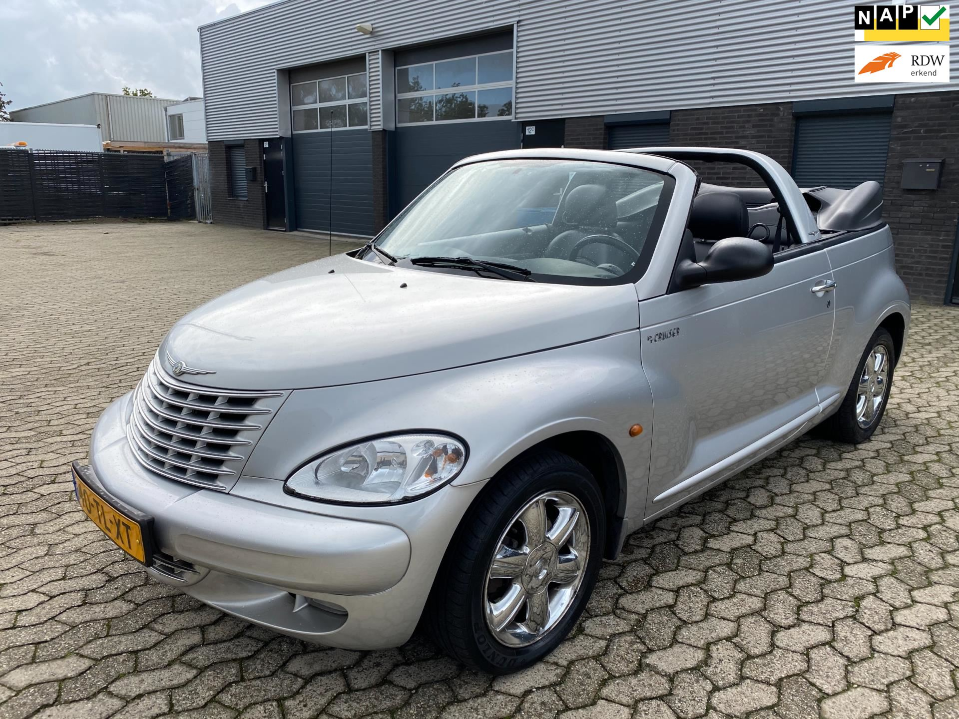 Chrysler PT Cruiser Cabrio occasion - City Cars Breda