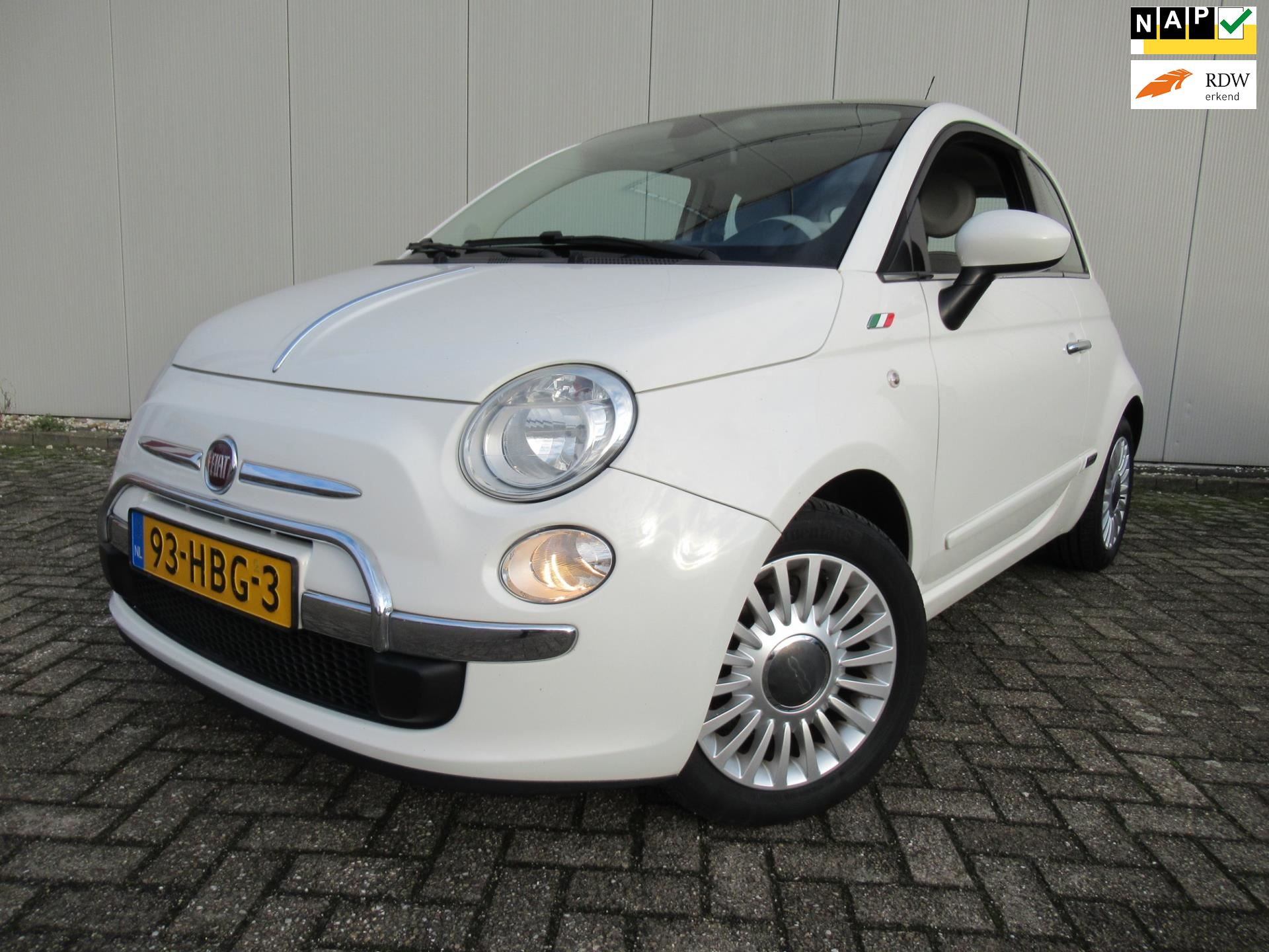 Fiat 500 occasion - FR Cars