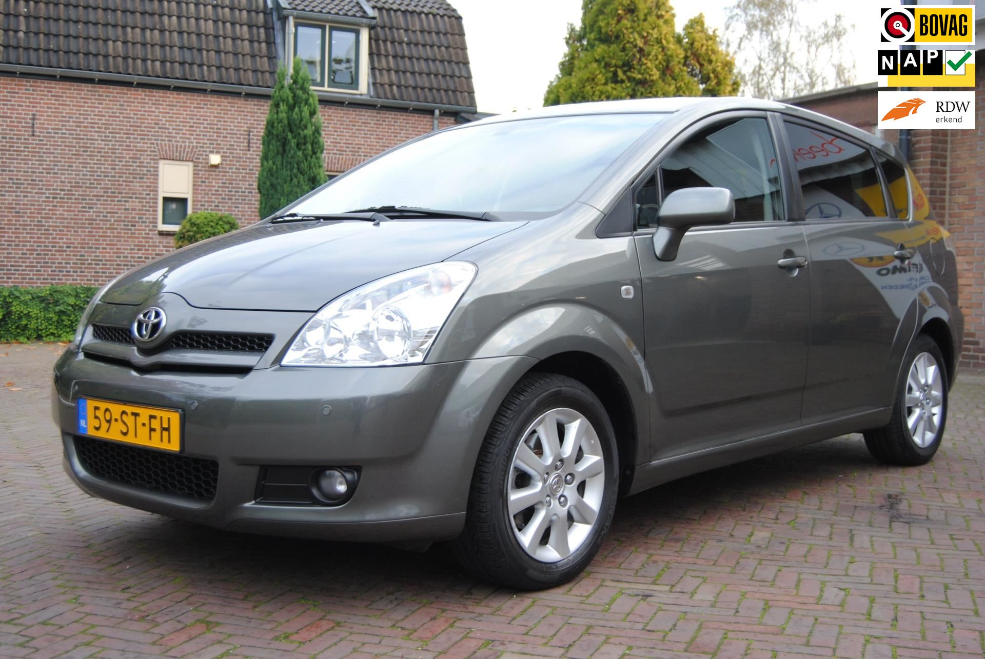 Toyota Verso occasion - Carservice Verbeek