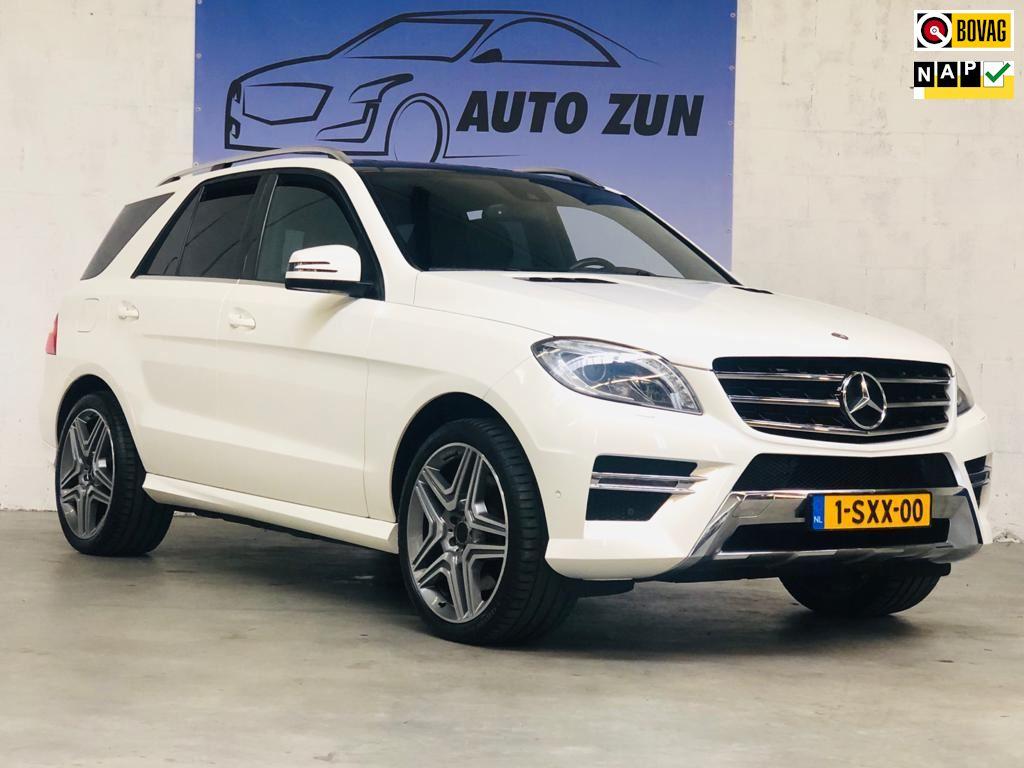 Mercedes-Benz M-klasse occasion - Auto Zun B.V.