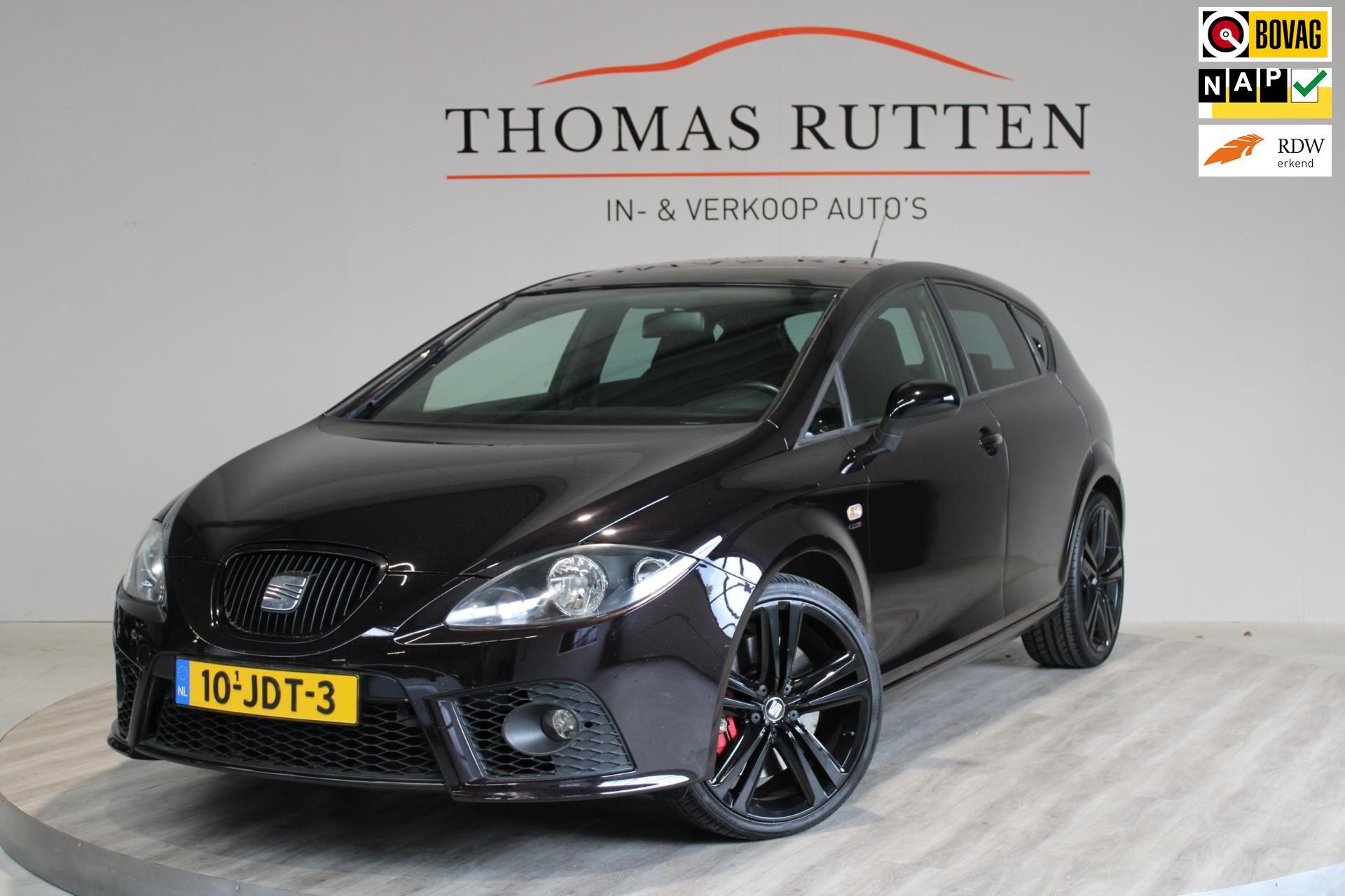 Seat Leon occasion - Autobedrijf Thomas Rutten