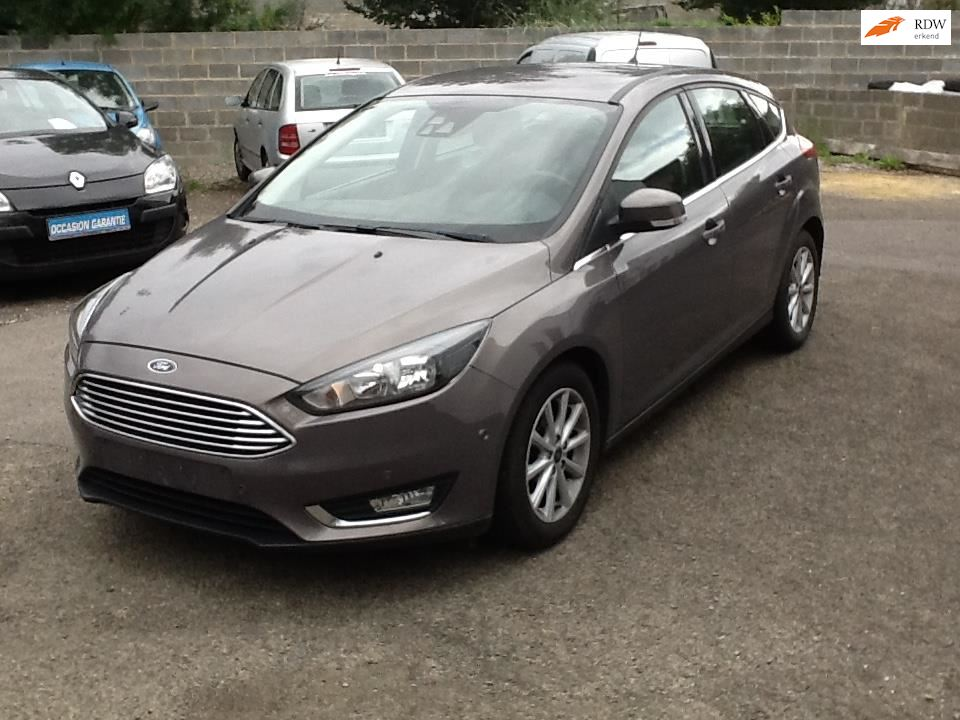 Ford Focus occasion - FY Auto's B.V.