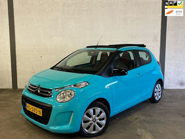 Citroen C1 1.0 e-VTi Airscape Feel Cabrio, Clima, Cruise, Multimedia Scherm !!