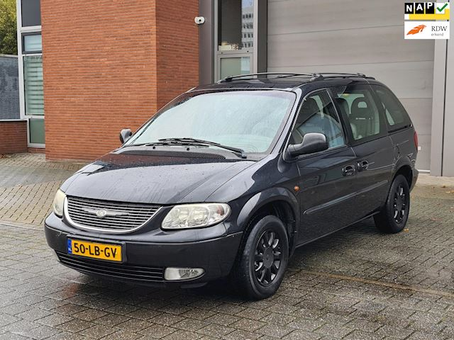 Chrysler Grand Voyager 3.3i V6 SE Luxe_Airco_Automaat