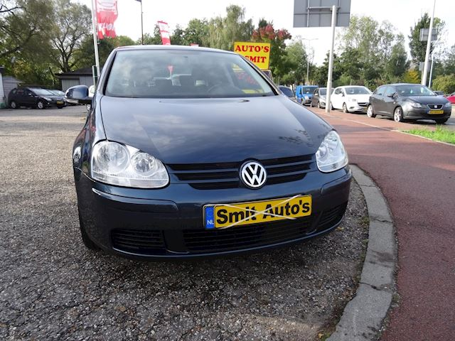 Volkswagen Golf 1.6 FSI Optive CRUISE CONT CLIMAAT CONT 6.BAK
