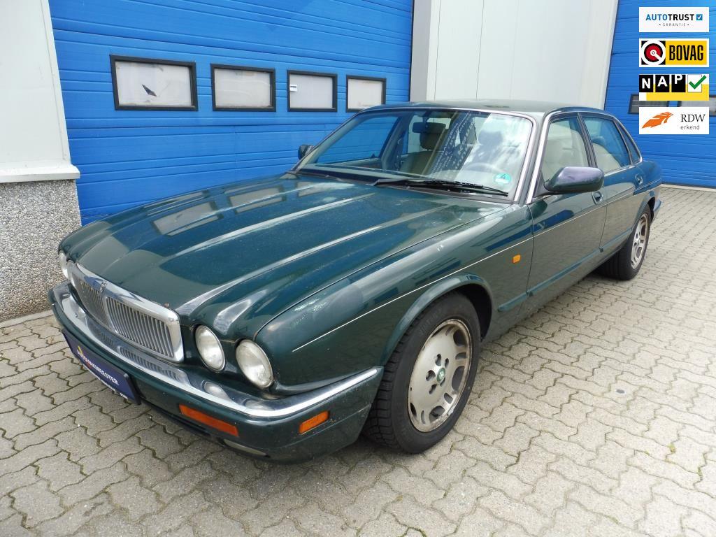 Jaguar XJ occasion - Autovakmeester-Verheijen